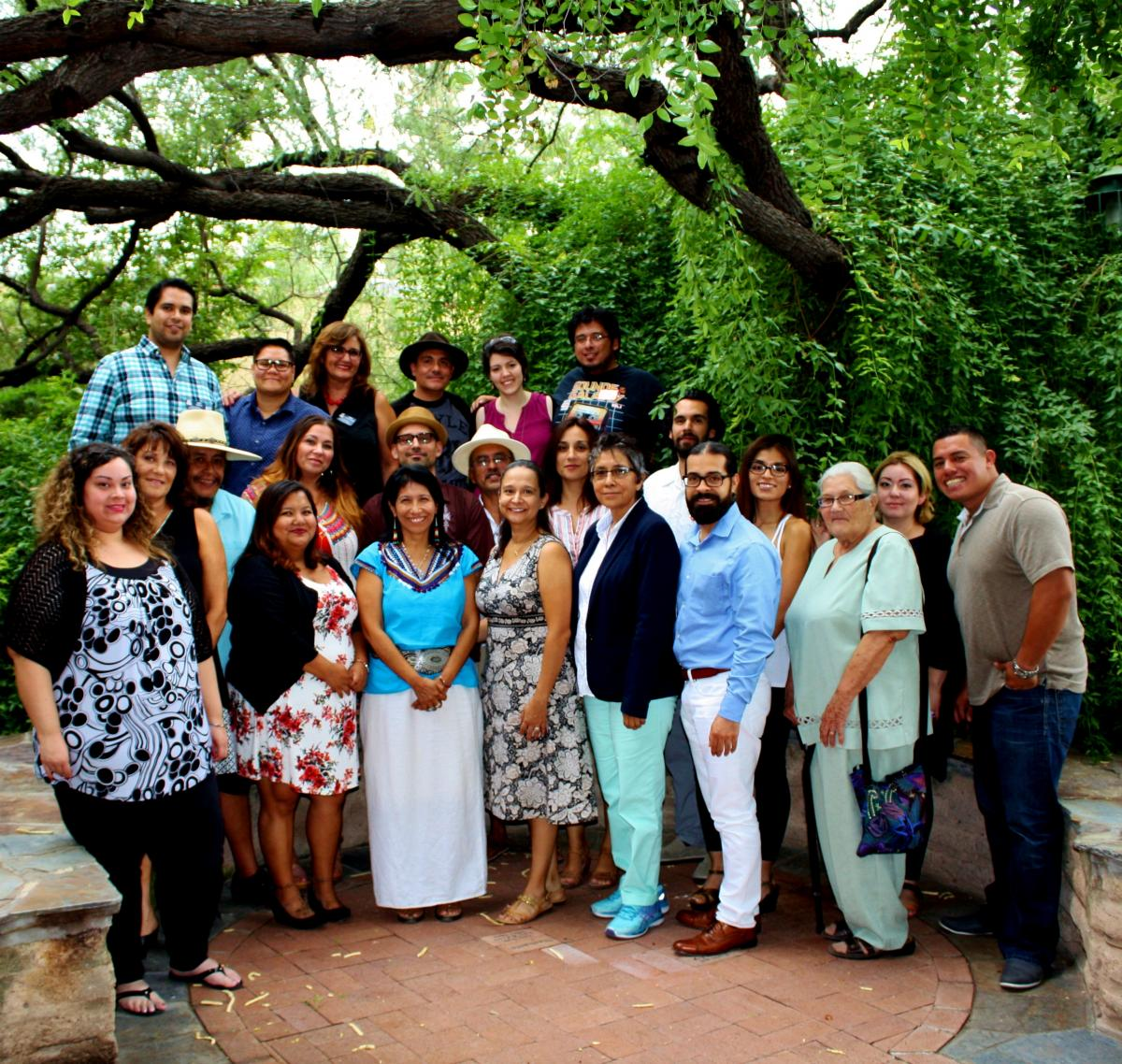 Mas Faculty Staff Amp Students The Department Of Mexican